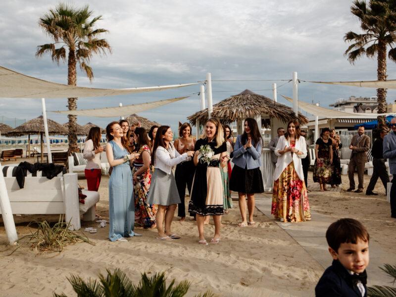 matrimonio al mare in romagna